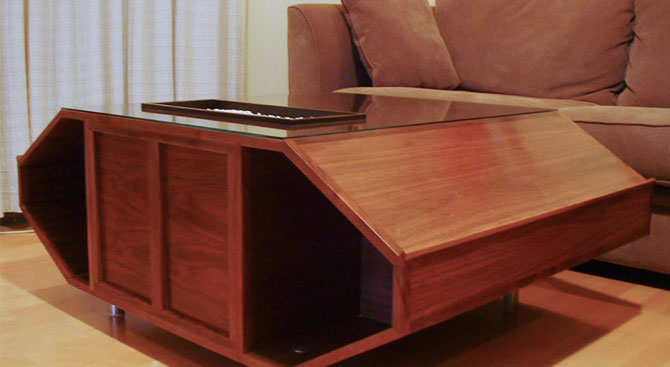 Coffee With Darth – Coffee Table