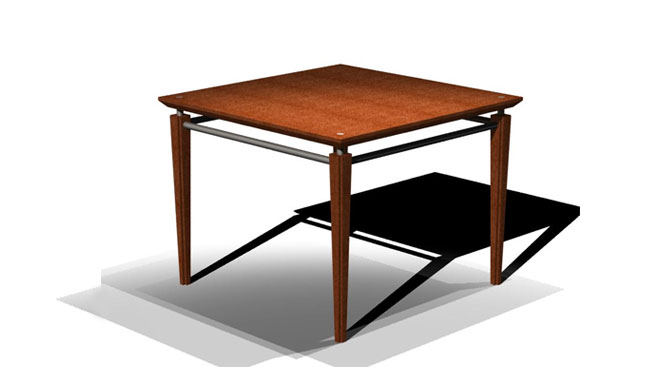 Empire Outdoor Square Table
