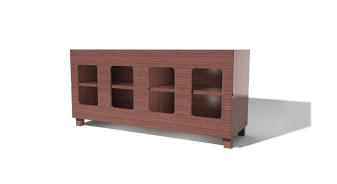 Gianni Sideboard – Clam Doors