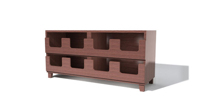 Gianni Sideboard – Wave Doors