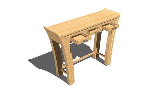 Luna Desk