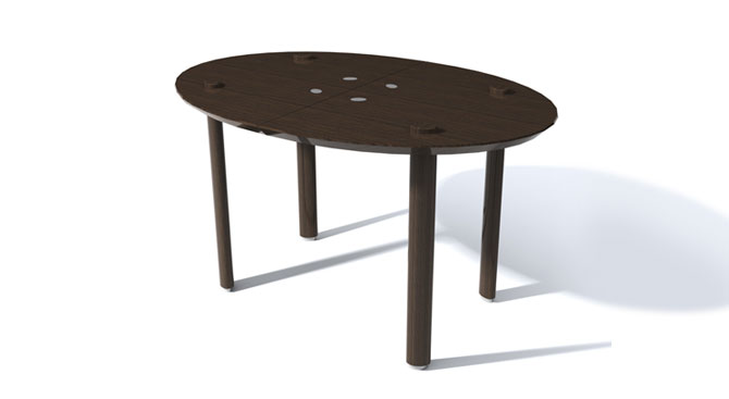 Ovalino Dining Table