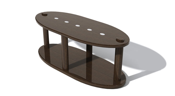 Ovalino Coffee Table