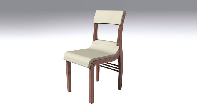 Slick Side Chair